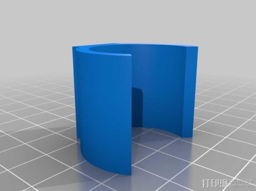 定制化工具夹 3D模型  图5