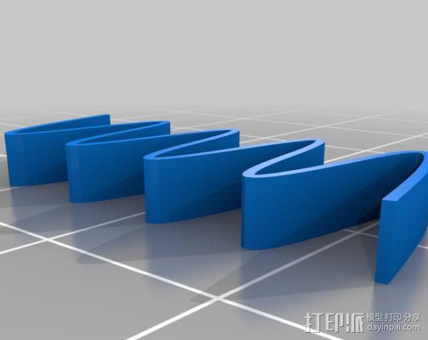 低功率电子开关 3D模型  图6