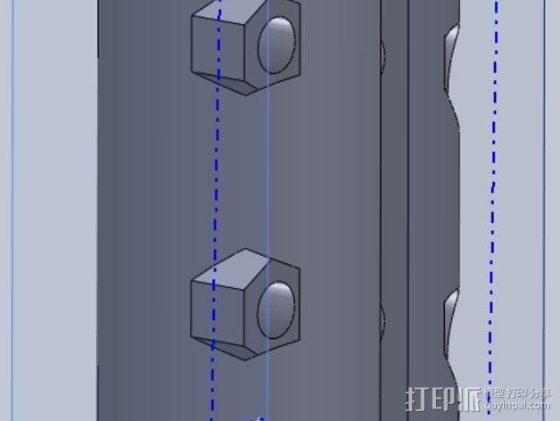 耦合器 3D模型  图5