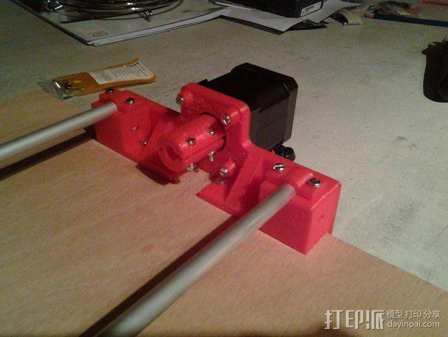 耦合器 3D模型  图4
