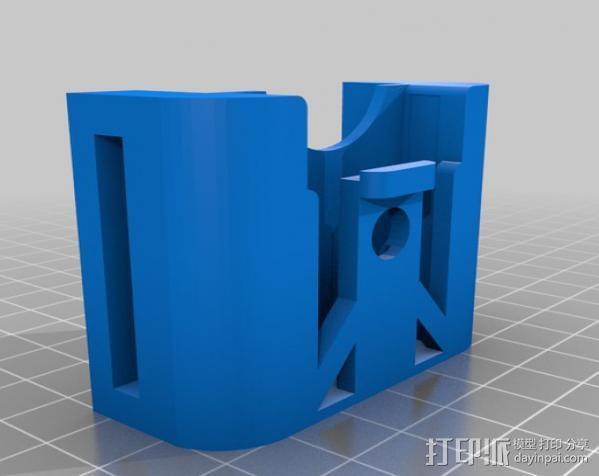 迷你工具架 3D模型  图1