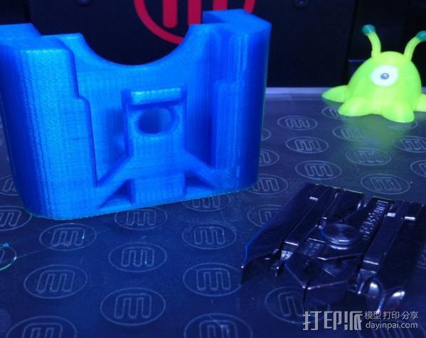 迷你工具架 3D模型  图3