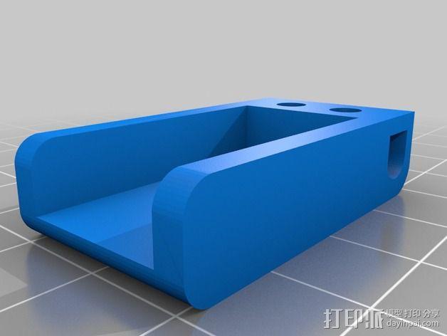 发泡板 电动锯子  3D模型  图3