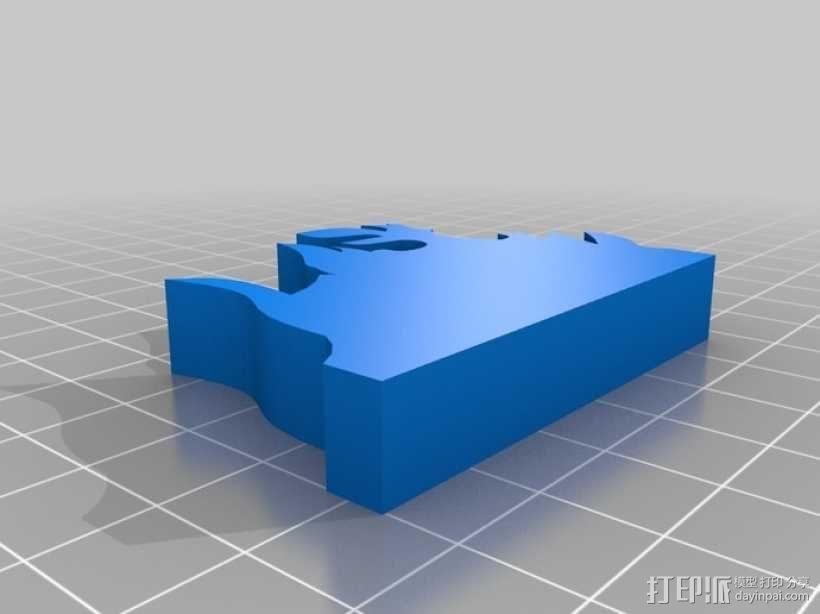 篝火 3D模型  图8
