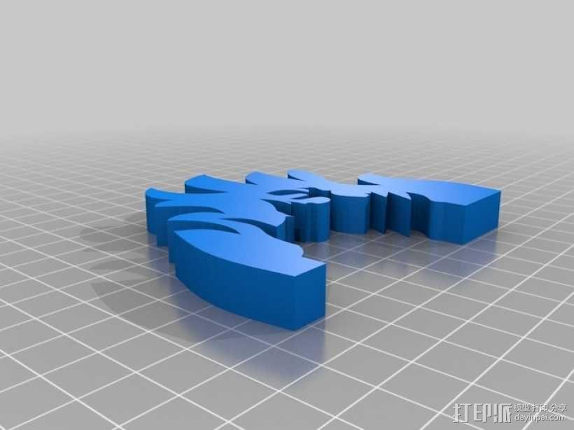 篝火 3D模型  图10