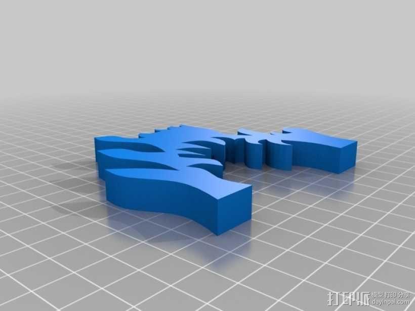 篝火 3D模型  图12