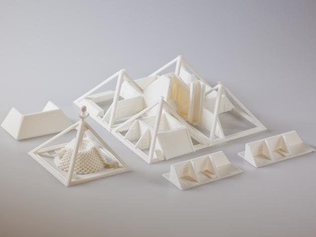 火星金字塔 3D模型  图5