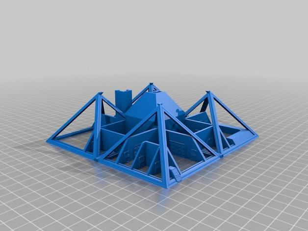 火星金字塔 3D模型  图13