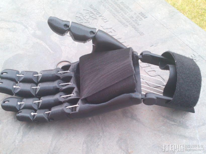 可弯曲的手   模型 升级版 3D模型  图19