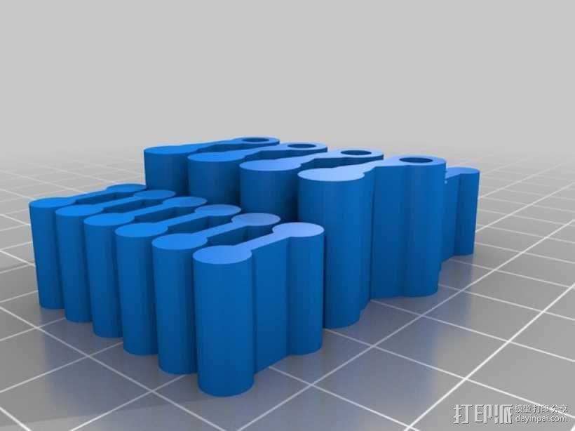 可弯曲的手   模型 升级版 3D模型  图45