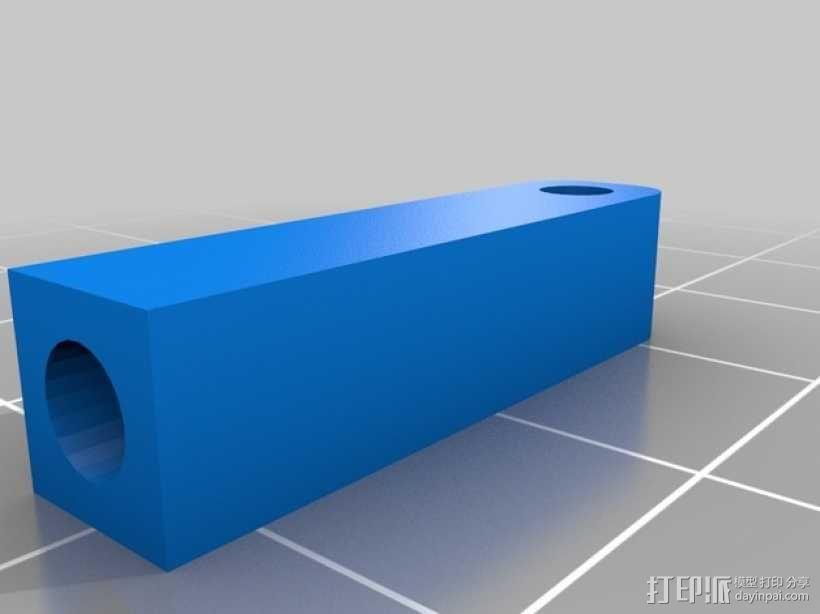 可弯曲的手   模型 升级版 3D模型  图44