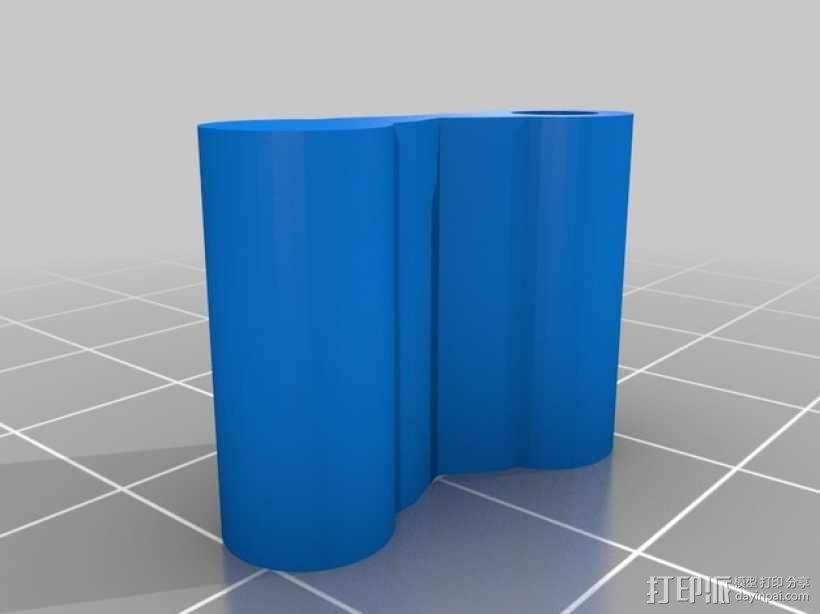 可弯曲的手   模型 升级版 3D模型  图47