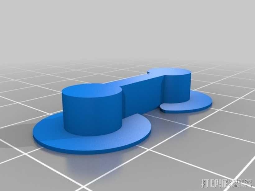 可弯曲的手   模型 升级版 3D模型  图46