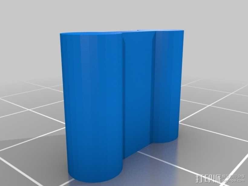 可弯曲的手   模型 升级版 3D模型  图48