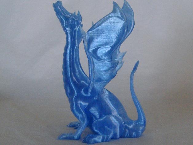 唱歌的蛇 海龙 3D模型  图6