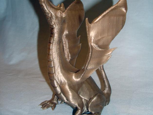 唱歌的蛇 海龙 3D模型  图5