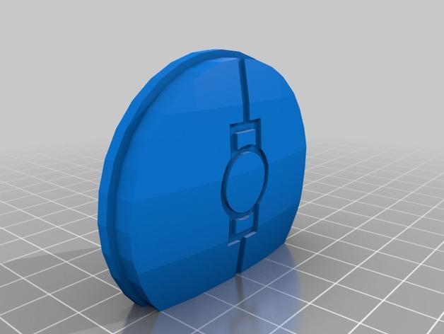 圆顶建筑 3D模型  图5