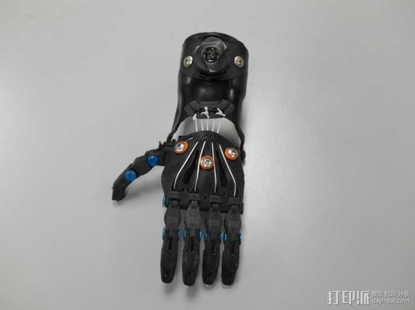 Cyborg Beast假手 3D模型  图8