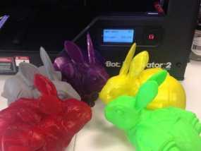 火箭兔 3D模型