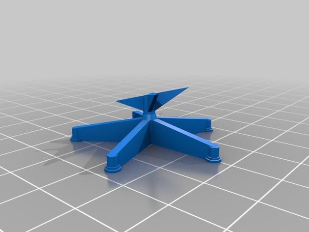 依姆斯办公/休闲椅  3D模型  图3