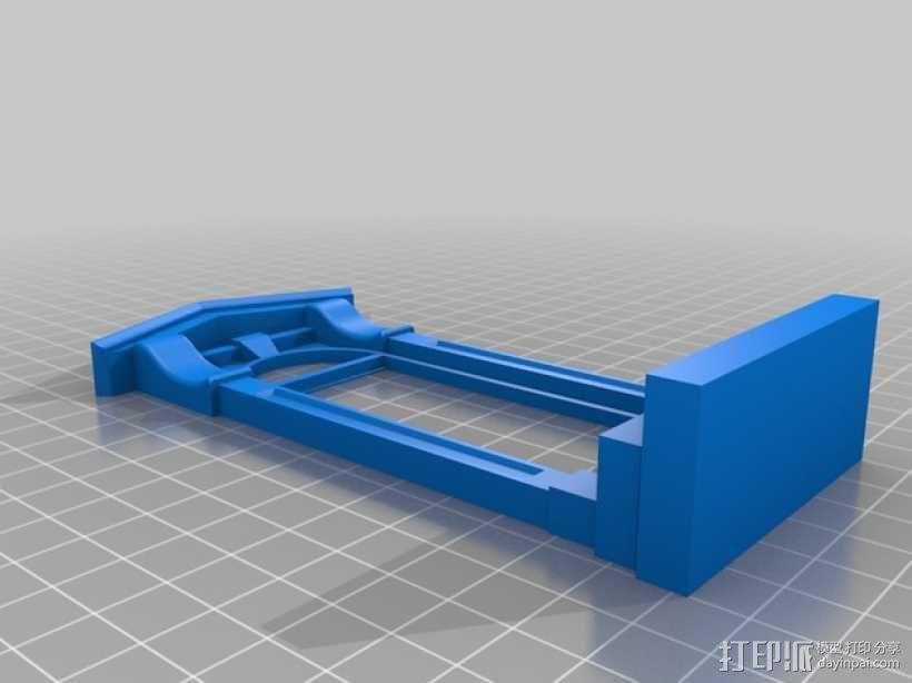 乡间小屋 3D模型  图5