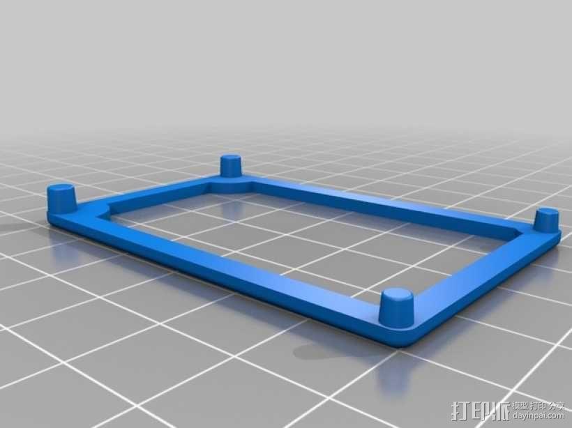乡间小屋 3D模型  图7