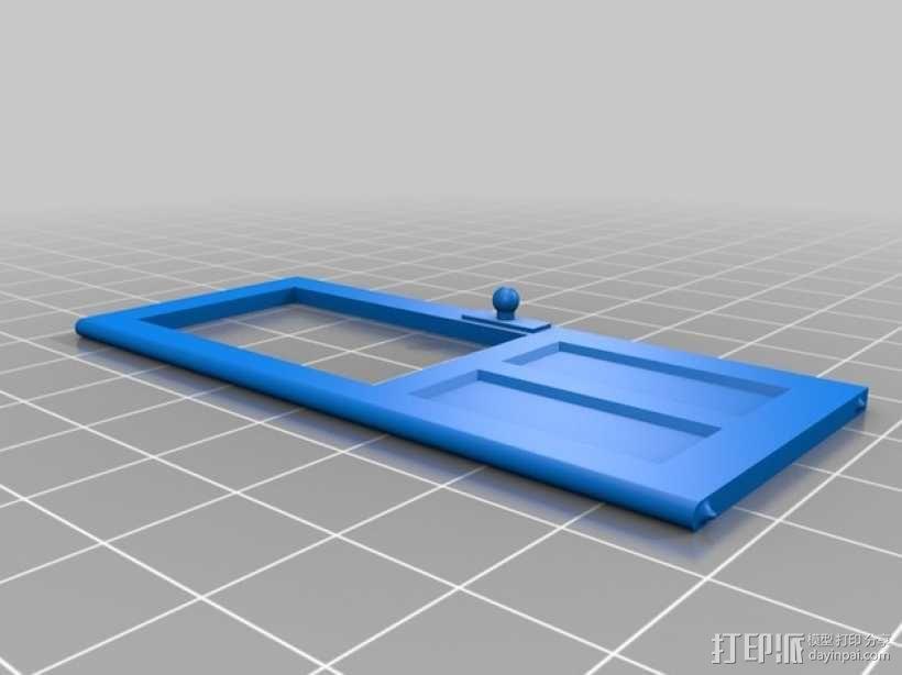 乡间小屋 3D模型  图6