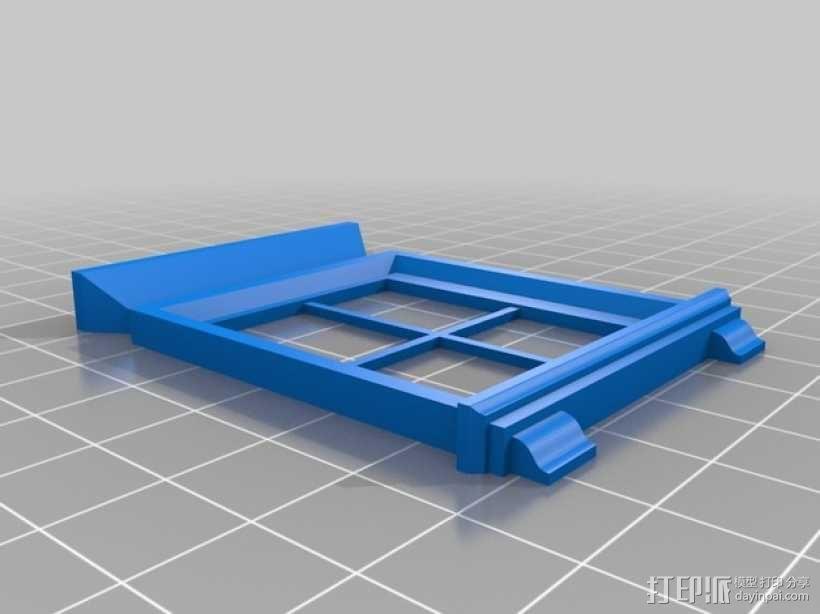 乡间小屋 3D模型  图8