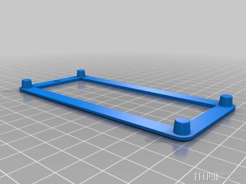 乡间小屋 3D模型  图9