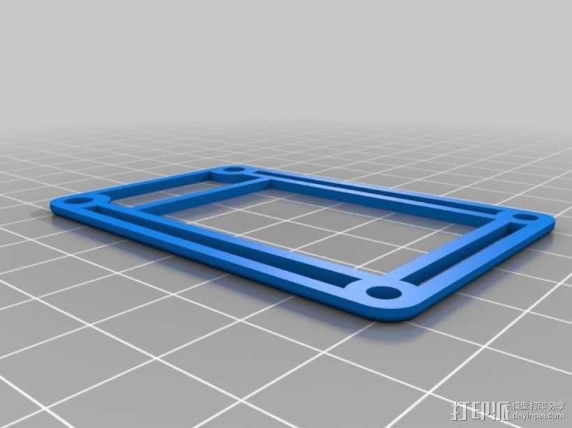乡间小屋 3D模型  图10