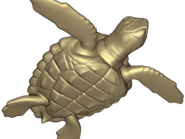 海龟 3D模型  图7