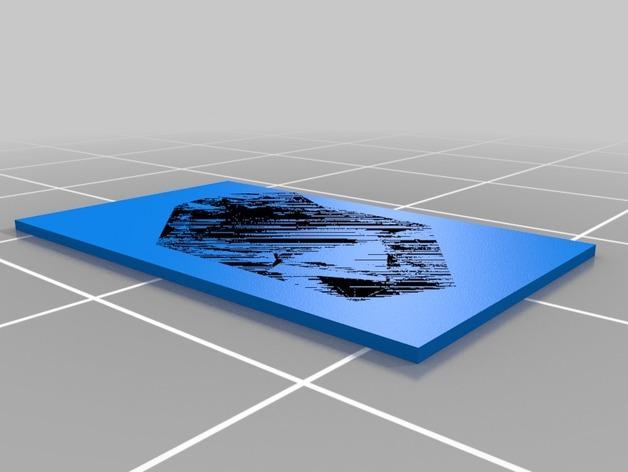 闹鬼的墓地 3D模型  图2
