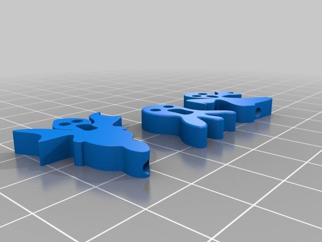 闹鬼的墓地 3D模型  图5