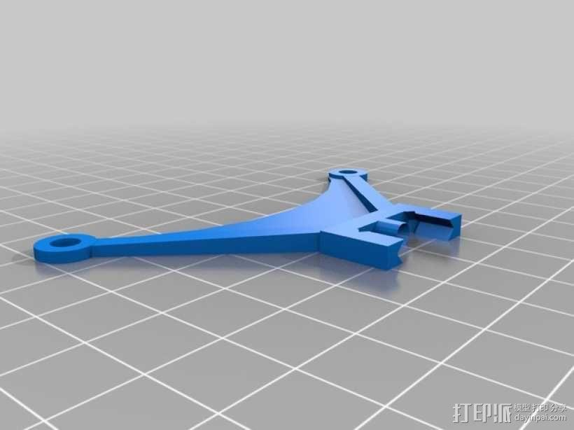 蜂窝结构模型 3D模型  图7