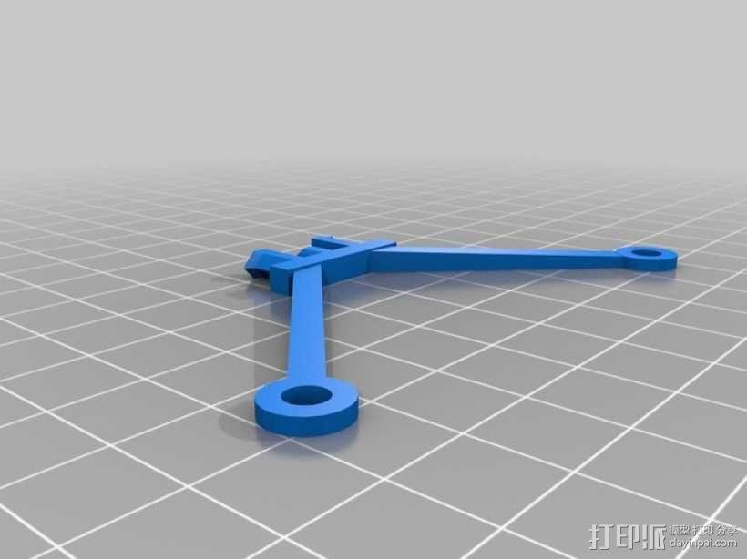 蜂窝结构模型 3D模型  图10