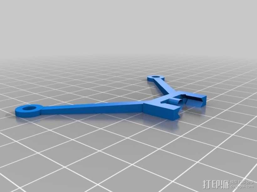 蜂窝结构模型 3D模型  图9