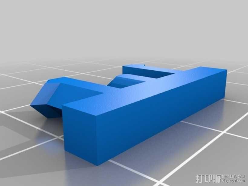 蜂窝结构模型 3D模型  图14