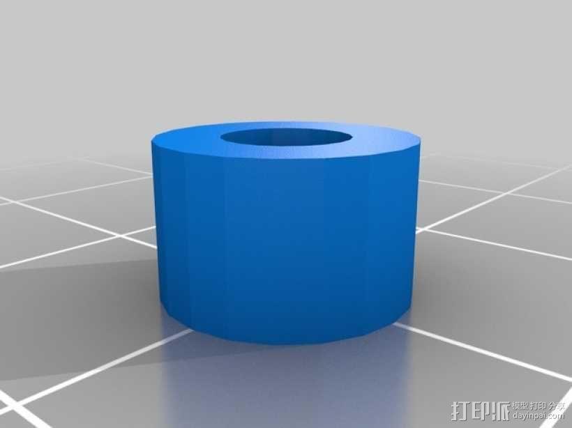 蜂窝结构模型 3D模型  图15
