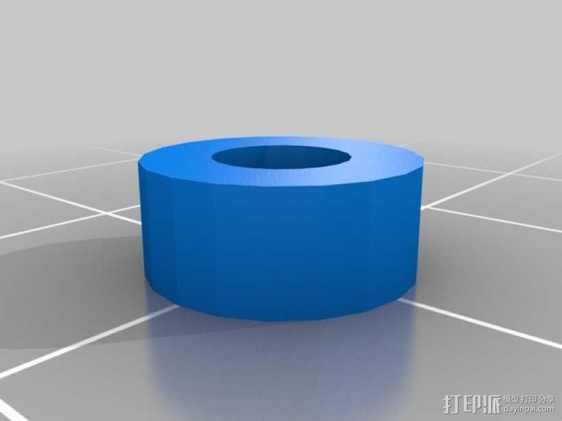 蜂窝结构模型 3D模型  图16