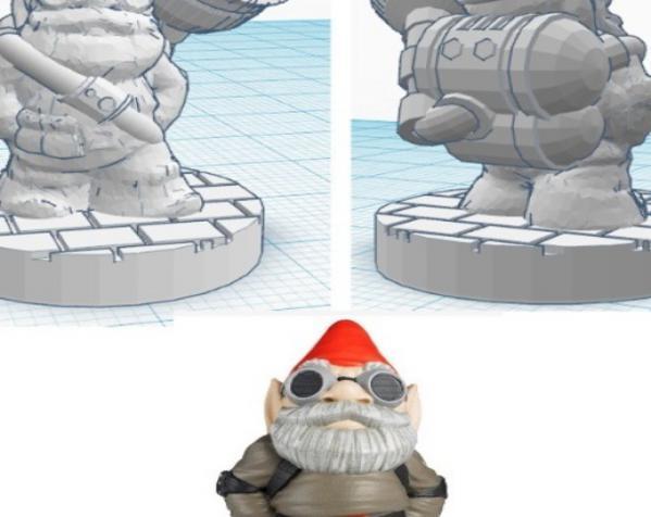 Occulum Tanberry人物模型 3D模型  图3