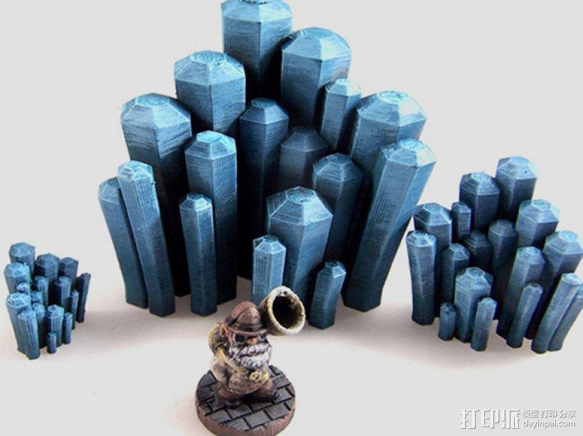 Occulum Tanberry人物模型 3D模型  图1