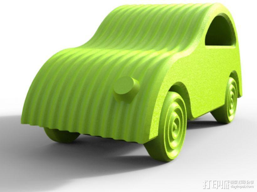 小汽车 3D模型  图2