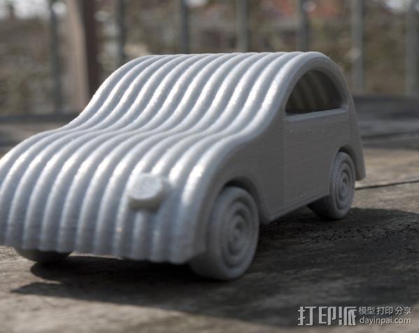 小汽车 3D模型  图3