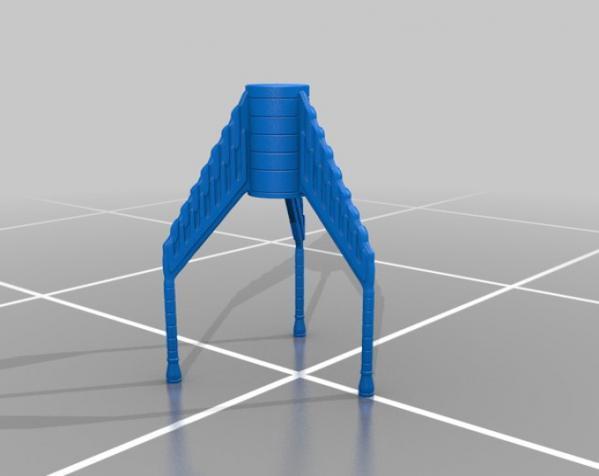 雷鸟 3D模型  图5