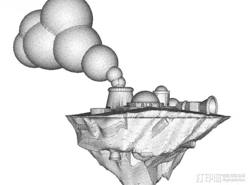云 工厂  3D模型  图7