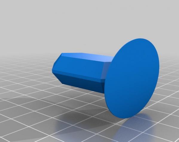 LED灯 灯罩 3D模型  图2
