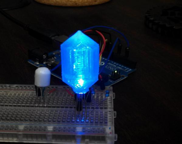 LED灯 灯罩 3D模型  图5