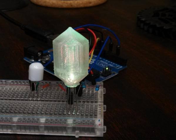 LED灯 灯罩 3D模型  图6