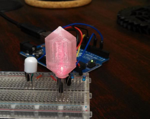 LED灯 灯罩 3D模型  图7