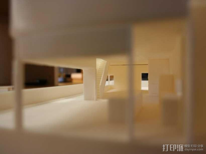 澳洲联储大厦模型 3D模型  图10
